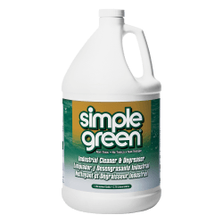 Simple Green Concentrated All-Purpose Cleaner/Degreaser/Deodorizer, 1 Gallon