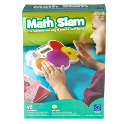 Learning Resources® Math Slam™ Electronic Game
