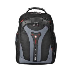"Wenger® Pegasus 17"" Laptop Backpack, Blue/Black"