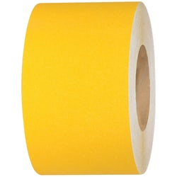 "Tape Logic® Heavy-Duty Antislip Tape, 3"" Core, 4"" x 60', Yellow"
