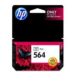 HP 564, Photo Original Ink Cartridge (CB317WN)