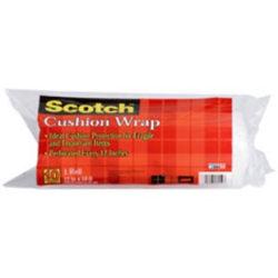 "Scotch® Cushion Wrap, 12"" x 10' Perforated Roll"