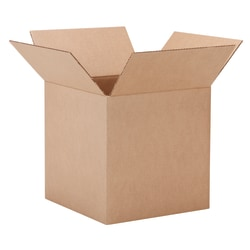 """Office Depot® Multipurpose Corrugated Box, 16"""" x 16"""" x 16"""", 40% Recycled"""