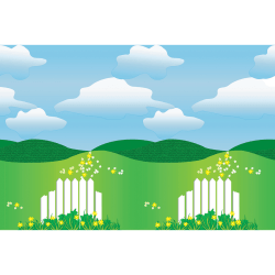 "Pacon® Fadeless® Designs Bulletin Board Paper, 48"" x 50', Landscape"