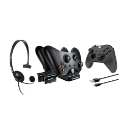 DreamGear Player's Kit For Xbox One, Black