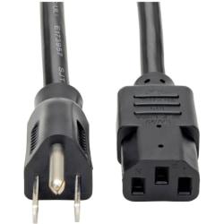Tripp Lite P007-002 Standard Power Cord
