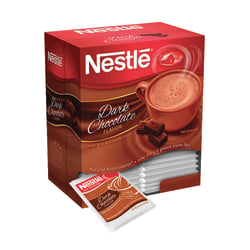 Nestlé® Dark Chocolate Hot Cocoa, 0.71 Oz., Box Of 50 Packets