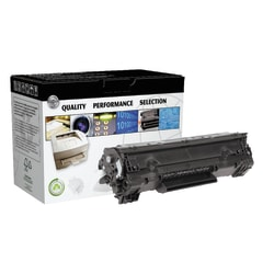 Guy Brown GB36A Remanufactured Black Toner Cartridge Replacement For HP 36A / CB436A