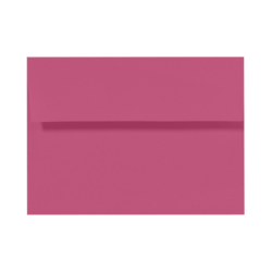 """LUX Invitation Envelopes With Peel & Press Closure, A9, 5 3/4"""" x 8 3/4"""", Magenta, Pack Of 250"""