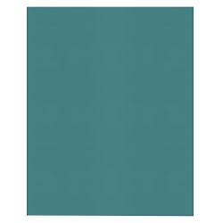 Office Depot® Brand 2-Pocket Textured Paper Folders, Teal, Pack Of 10