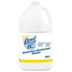 Lysol® I.C. Quaternary Disinfectant Cleaner, Original Scent, 128 Oz Bottle