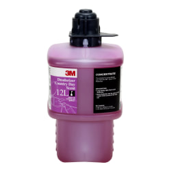 3M™ 12L Deodorizer Concentrate, Country Day Scent, 2 Liters