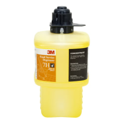 3M™ 7H Food Service Degreaser Concentrate, 2 Liters