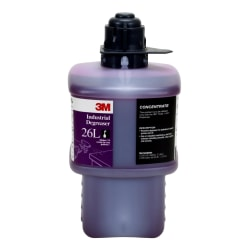 3M™ 26L Industrial Degreaser Concentrate, 2 Liters