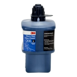 3M™ 20L Heavy-Duty Glass Cleaner Concentrate, 2 Liters
