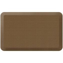 "GelPro NewLife Designer Comfort Grasscloth Anti-Fatigue Floor Mat, 20"" x 32"", Khaki"