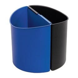 Safco® Desk-Side Recycling Bins, Pack Of 2