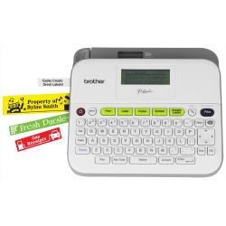 Brother P-Touch Compact Desktop Label Maker, PTD400VP