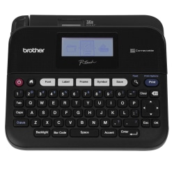 Brother® Ptouch Label Maker, PTD450