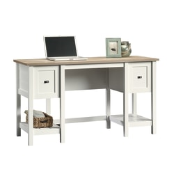 Sauder® Cottage Road Desk, Soft White