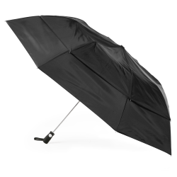 Totes Folding Golf Umbrella, Large, Black