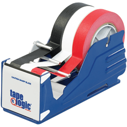 "Tape Logic® Multi-Roll Tabletop Tape Dispenser, 3"", Blue"