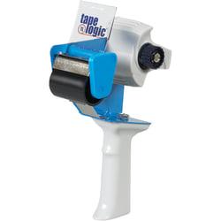 "Tape Logic® Industrial Carton Sealing Tape Dispenser, 2"", Blue/Light Gray"