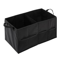Honey-Can-Do Folding Trunk Organizer, SFT-01166, Black
