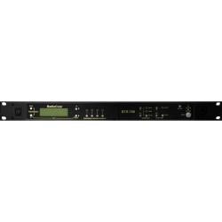 RTS Single-Channel UHF Synthesized Wireless Intercom Base Station - Cable - Rack-mountable, Desktop