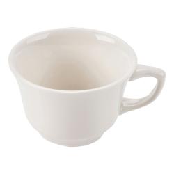 QM Fairfax Air Force Cups, 7.5 Oz, White, Pack Of 36 Cups