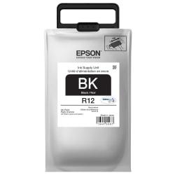 Epson® DuraBrite® Ultra Ink Cartridge, Black, TR12120