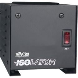 Tripp Lite Isolation Transformer 250W Surge 120V 2 Outlet 6' Cord TAA GSA - Receptacles: 2 x NEMA 5-15R - 680J