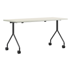 """HON® Between Nesting Table, 60""""W, Silver"""