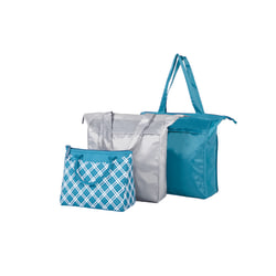 Rachael Ray Richmond Lunch Bag & Market Tote Combo, Set Of 3