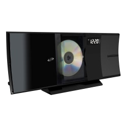 iLive IHB603B Micro Hi-Fi Bluetooth® CD Stereo System With FM Radio, Black