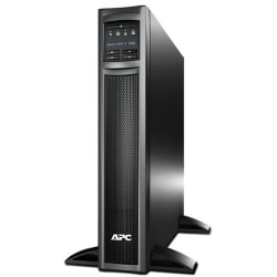 APC by Schneider Electric Smart-UPS SMX1500RMI2UNC 1500 VA Tower/Rack Mountable UPS - 2U Rack/Tower - 3 Hour Recharge - 6 Minute Stand-by - 230 V AC Output
