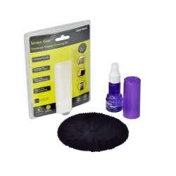 Gear Head Screen Gear Universal Display Cleaning Kit, Travel Size, 1 oz.