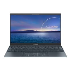 "ASUS® ZenBook 13 Ultra Slim Laptop, 13.3"" Screen, Intel® Core™ i7, 8GB Memory, 512GB Solid State Drive, Wi-Fi 6, Windows® 10 Pro, UX325EA-XH71"