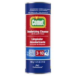 Comet® Deodorizing Powder Cleanser With Chlorinol®, 21 Oz