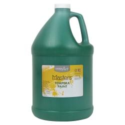 Handy Art Little Masters Tempera Paint Gallon - 1 gal - 1 Each - Green