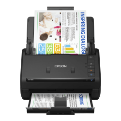 Epson® WorkForce Color Duplex Document Scanner, ES-400
