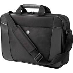 "HP Essential Carrying Case for 15.6"" Notebook - Handle - 11.3"" Height x 16"" Width x 3.5"" Depth"