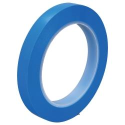 "3M™ 4737S Masking Tape, 3"" Core, 0.5"" x 108', Blue, Case Of 3"