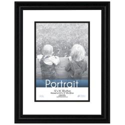 """Timeless Frames® Lauren Frame, Portrait, 12"""" x 16"""", Black"""