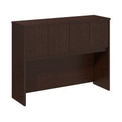 "Bush Business Furniture Components Elite Hutch 48""W, Mocha Cherry, Standard Delivery"