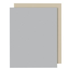 "Royal Brites Dual Color Foam Board, 20"" x 30"", Sandstone/ Greystone"