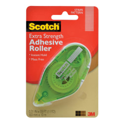 Scotch® Extra Strength Double-Sided Adhesive Roller