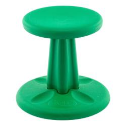 """Kore Pre-School Wobble Chair, 12""""H, Green"""