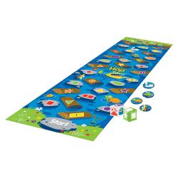 Learning Resources® Crocodile Hop™ Floor Game, Grades Pre-K-3
