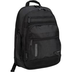 """Targus 15.4"""" Revolution Notebook Backpack - Backpack - Nylon - Black"""